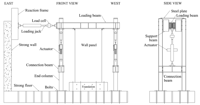 Reinforced Concrete Wall Design Example figure 44 variables defined for shear calculations in reinforced concrete walls Design Of Reinforced Concrete Walls Concrete Retaining Wall Design Example Commercial Radiuswall Large Minimum Vertical